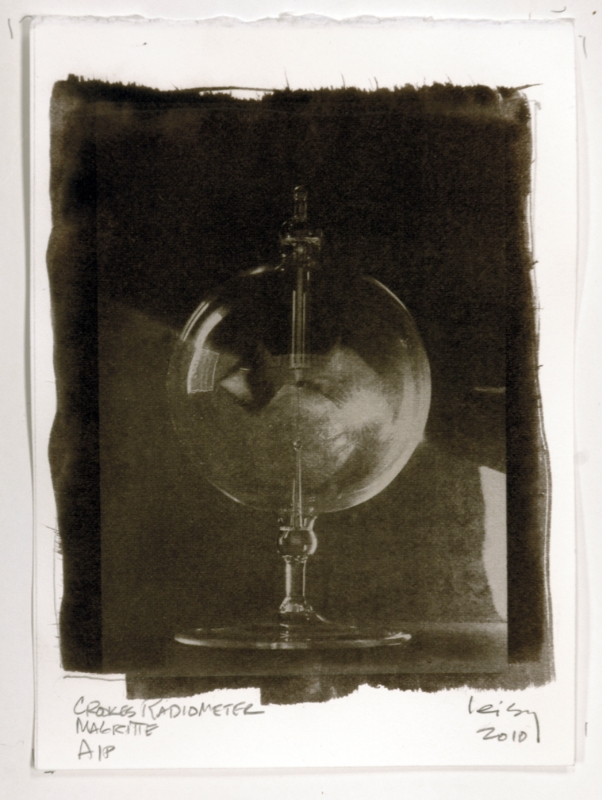 Crookes Radiometer, Magritte